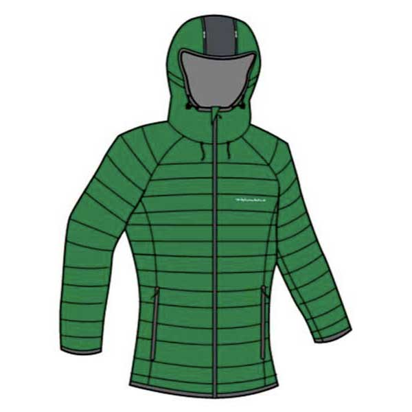 Trangoworld Nevada Ua M Jolly Green / Anthracite