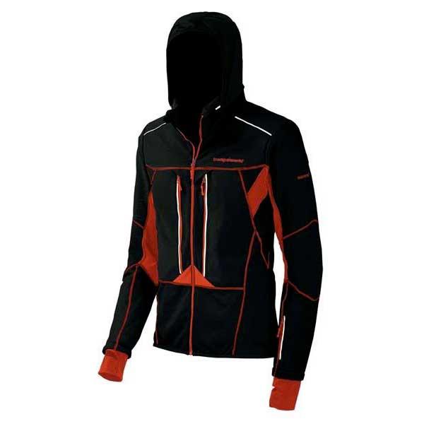 Trangoworld Paak Man Jacket M Black / Tangerine Tango