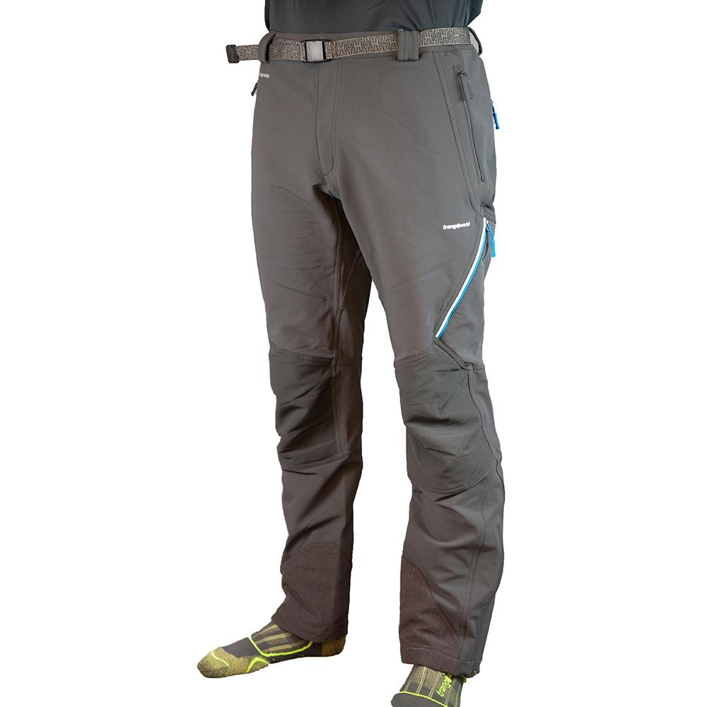 Trangoworld Prote Extreme Regular Ua Pants XXL Anthracite