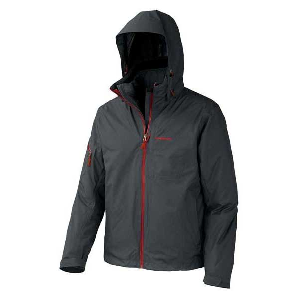 Trangoworld Sojezi Jacket S Dark Shadow