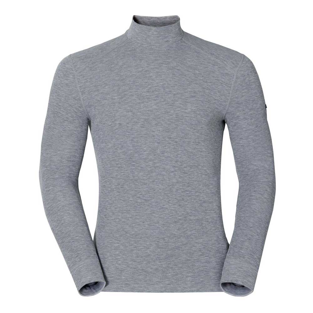 Odlo Turtle Neck Warm XL Grey Melange