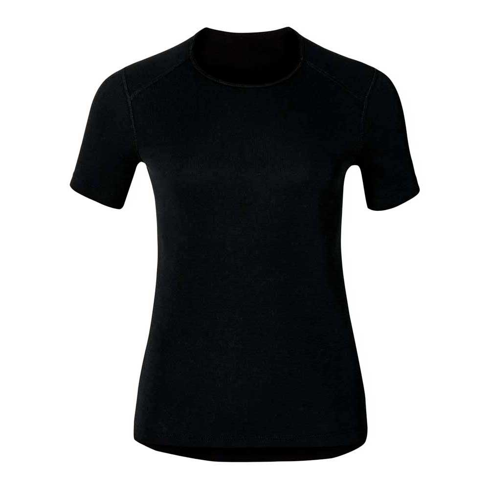 Odlo Shirt Crew Neck Warm XL Black