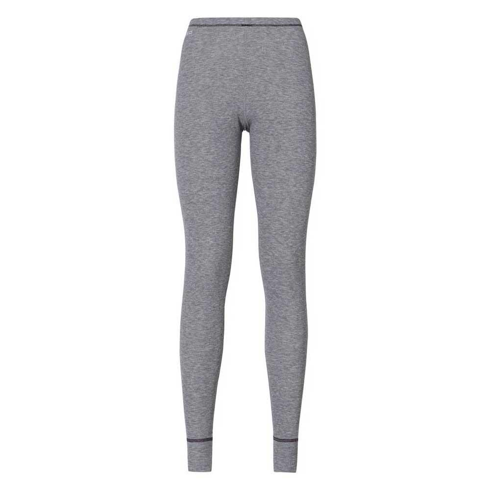Odlo Pants Warm XS Grey Melange