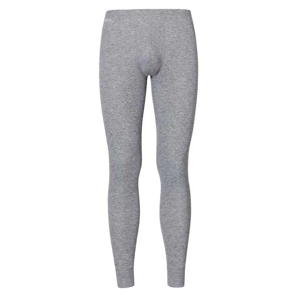 Odlo Pants Warm XXL Grey Melange