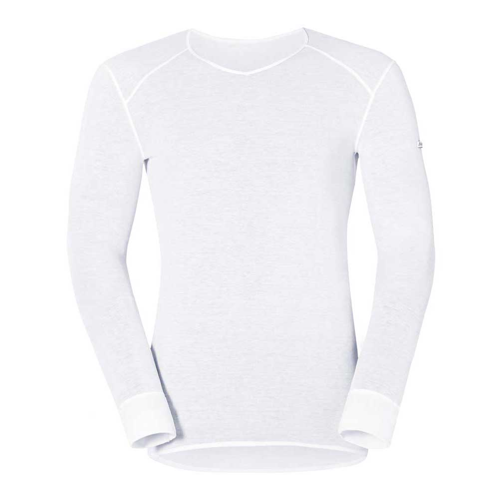Odlo Warm V Neck XL White