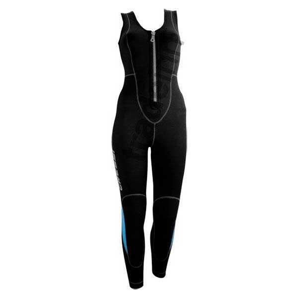 cressi-medas-5-mm-s-black-turquoise