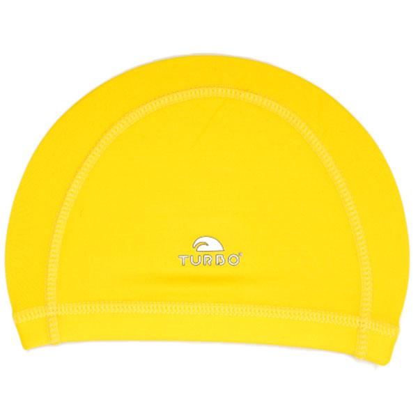 bonnets-de-bain-yellow-elastan-junior