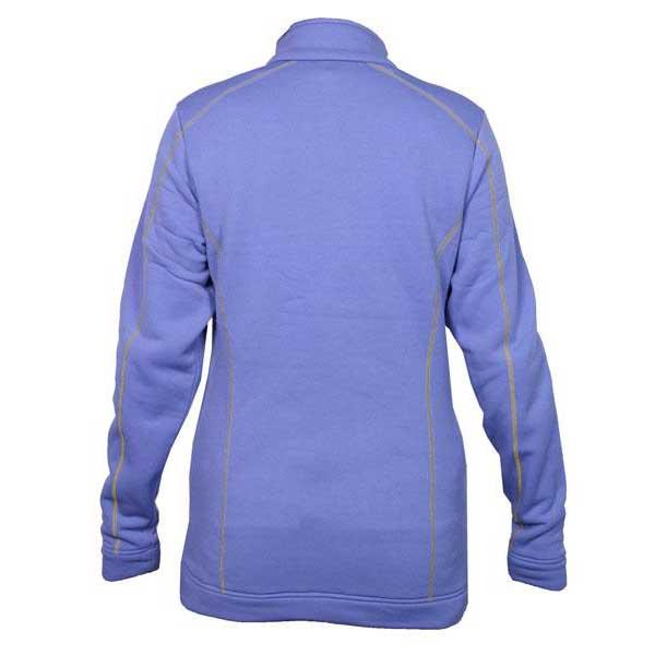Trangoworld Yanza Polartec Power Stretch Polaires Pro Bleu , Polaires Stretch Trangoworld d86243
