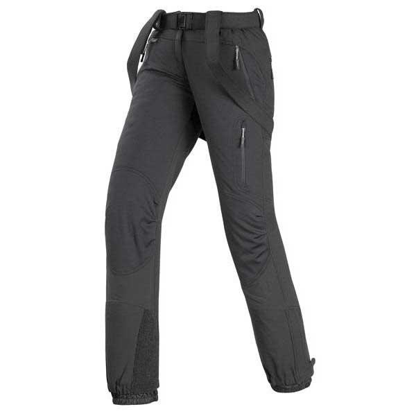 Trangoworld Pantalons Lac Schoeller Windstopper Trx L Black