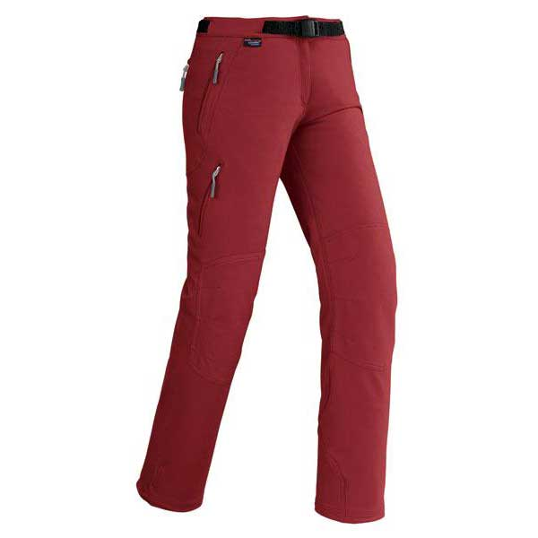 Trangoworld Pantalons Terel Ud Schoeller Dryskin XL Red