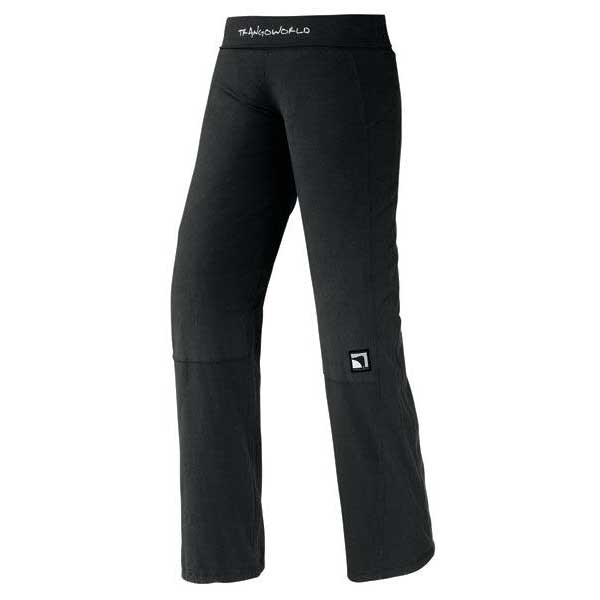 Trangoworld Fit Pants Woman XS Black