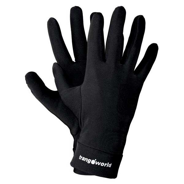 Trangoworld Termo Stretch Cn Thermolite Gloves XXL Black