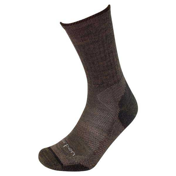 Lorpen Trekking Merino Blend 2 Pack EU 47-50 Earth