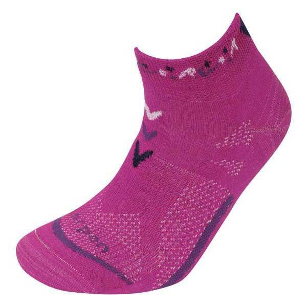 Lorpen T3 Ultra Light Mini Socks EU 34-37 Berry