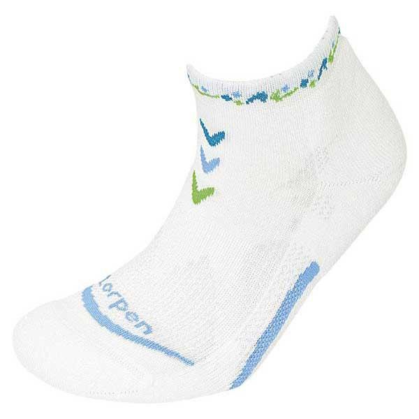 Lorpen T3 Light Mini Socks EU 34-37 White