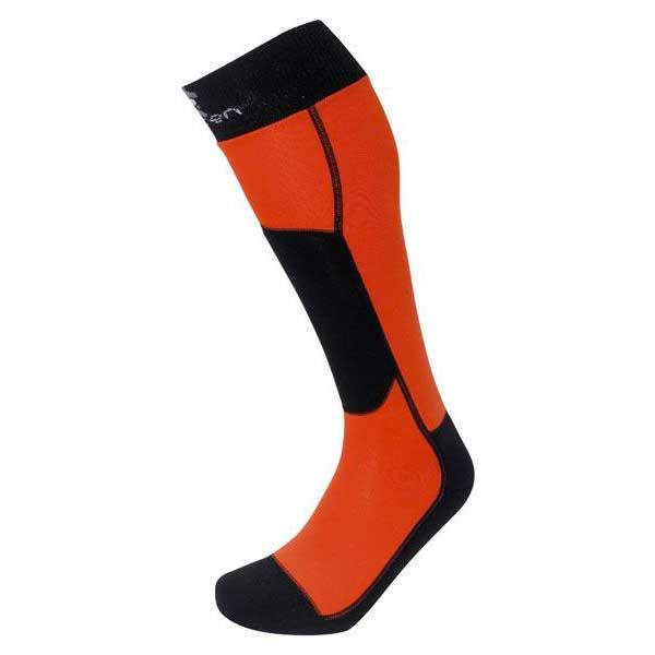 lorpen-ski-polartec-eu-35-38-orange