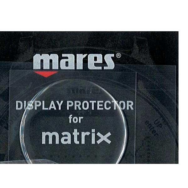 mares-screen-cover-matrix-2-units-one-size-transparent