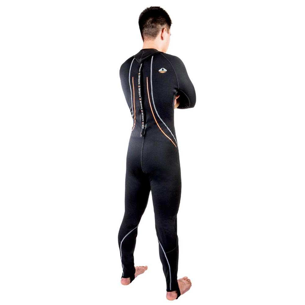 Thermo und UV-Schutz Suit Bz