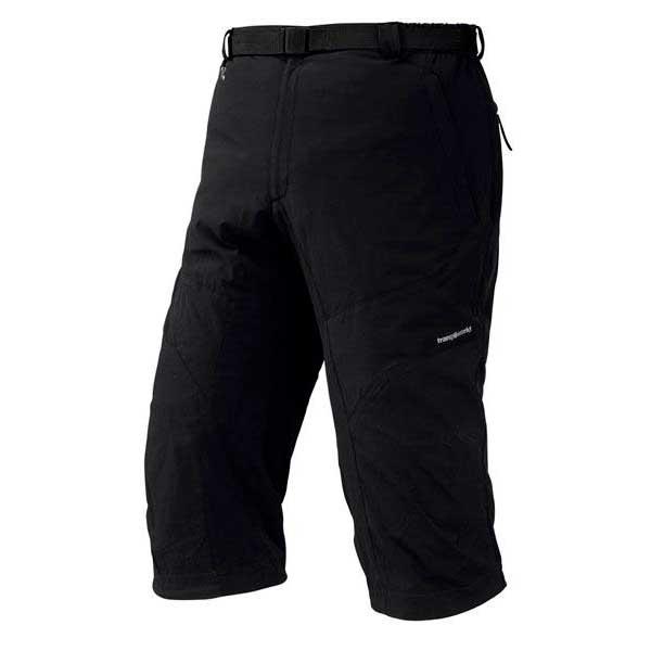 Trangoworld Pantalon 3/4 Tanzen Tr S Black / Black