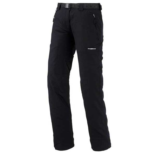 Trangoworld Pantalons Gull XXL Black / Cala Green