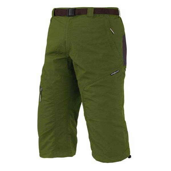 Trangoworld Shorts Brood XXL Green / Brown