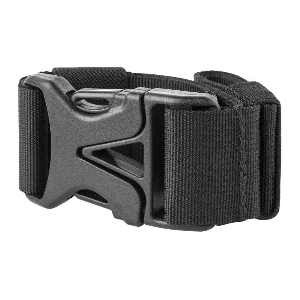 Millet Boucle De Ceinture 40 40 mm Black / Black