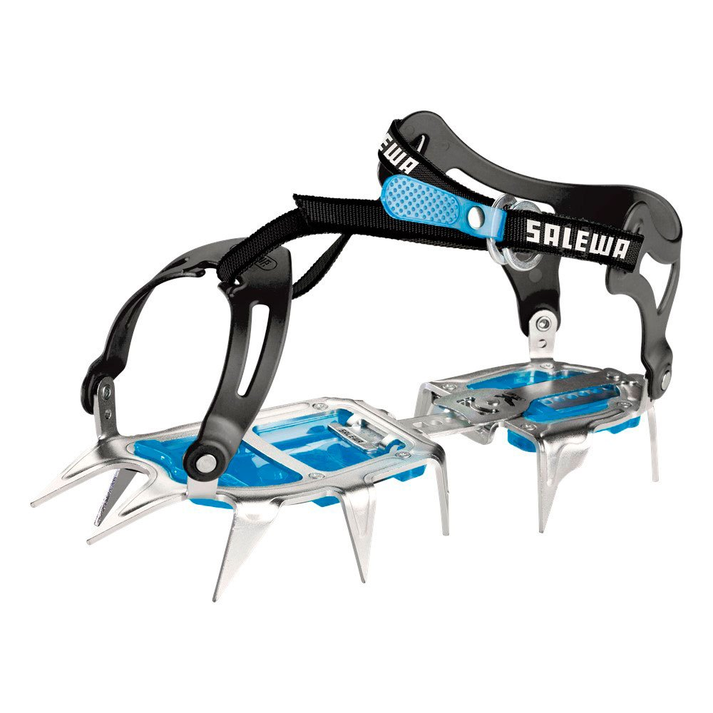 Salewa Alpinist Aluminium Walk EU 35-48 Steel / Blue