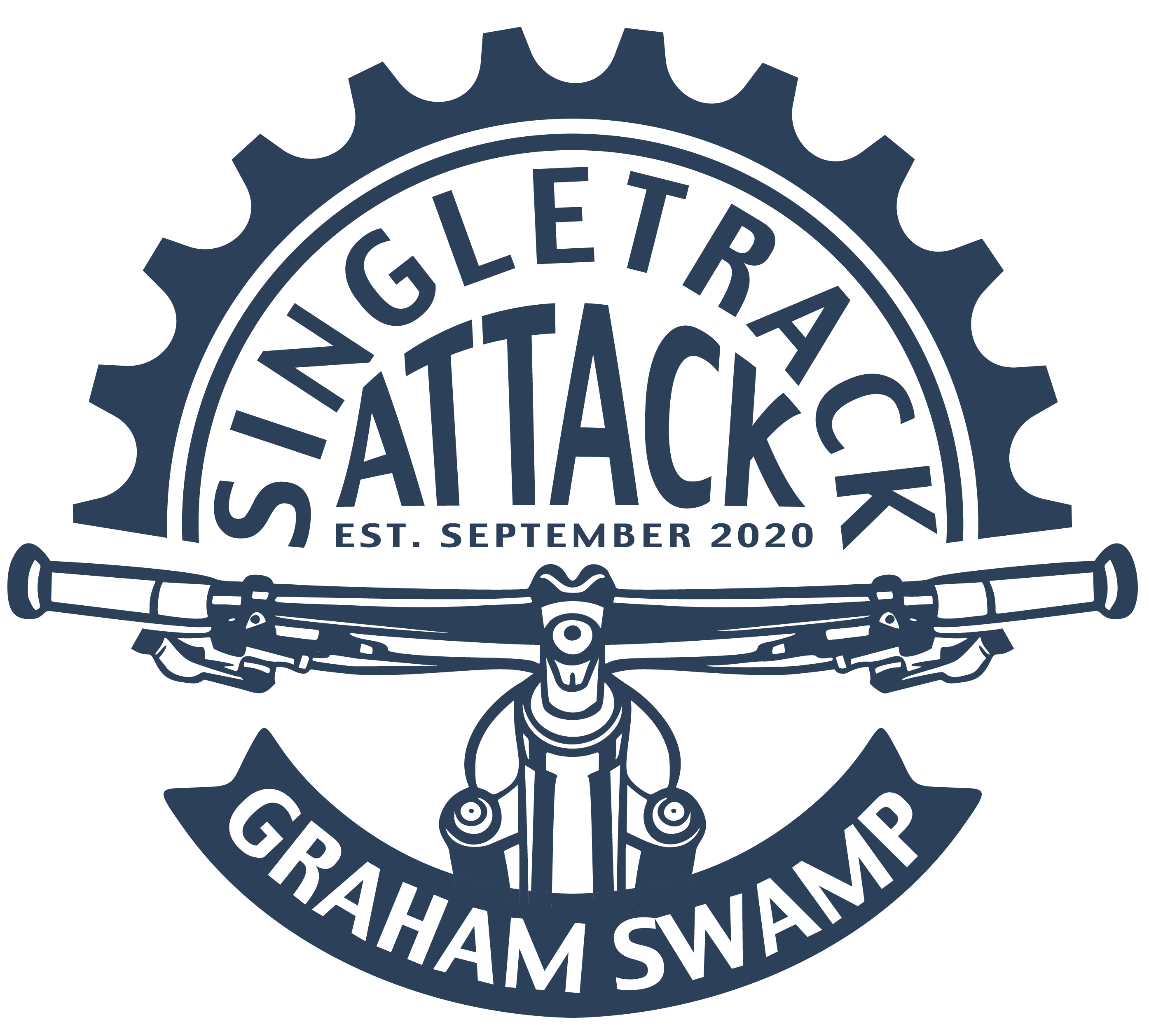 Singletrack Attack at Graham Swamp