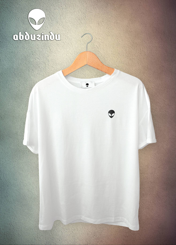 Camiseta Abduzindu - Fases