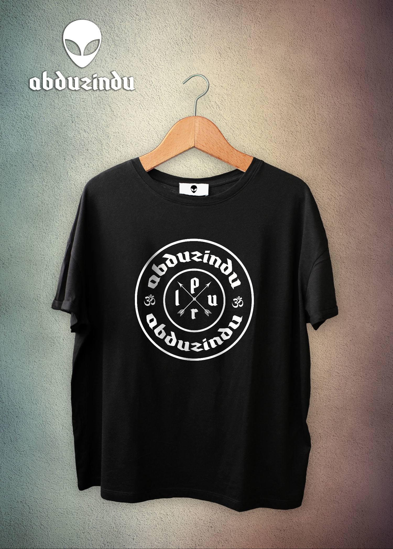 Camiseta Abduzindu - PLUR
