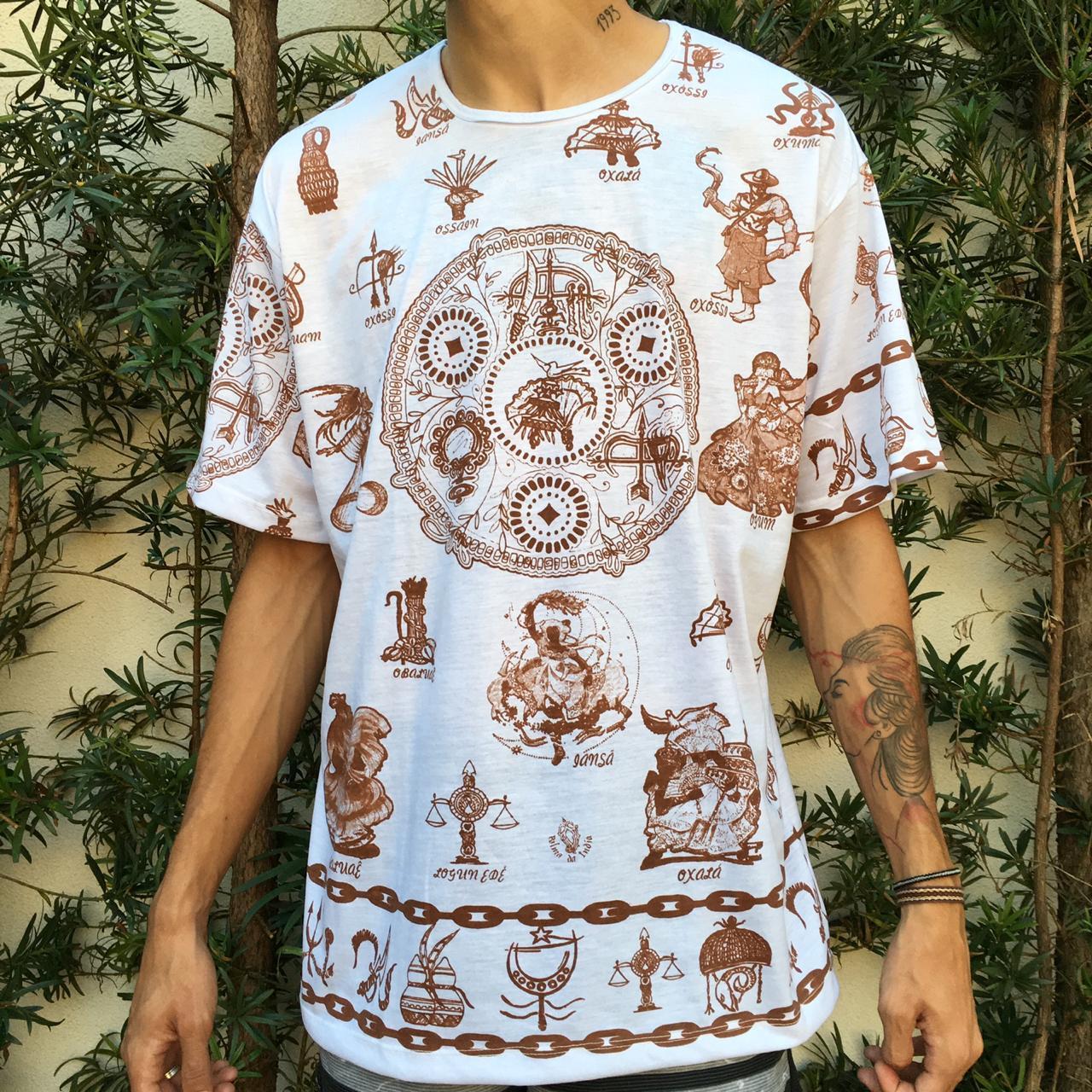 Camiseta Orixá