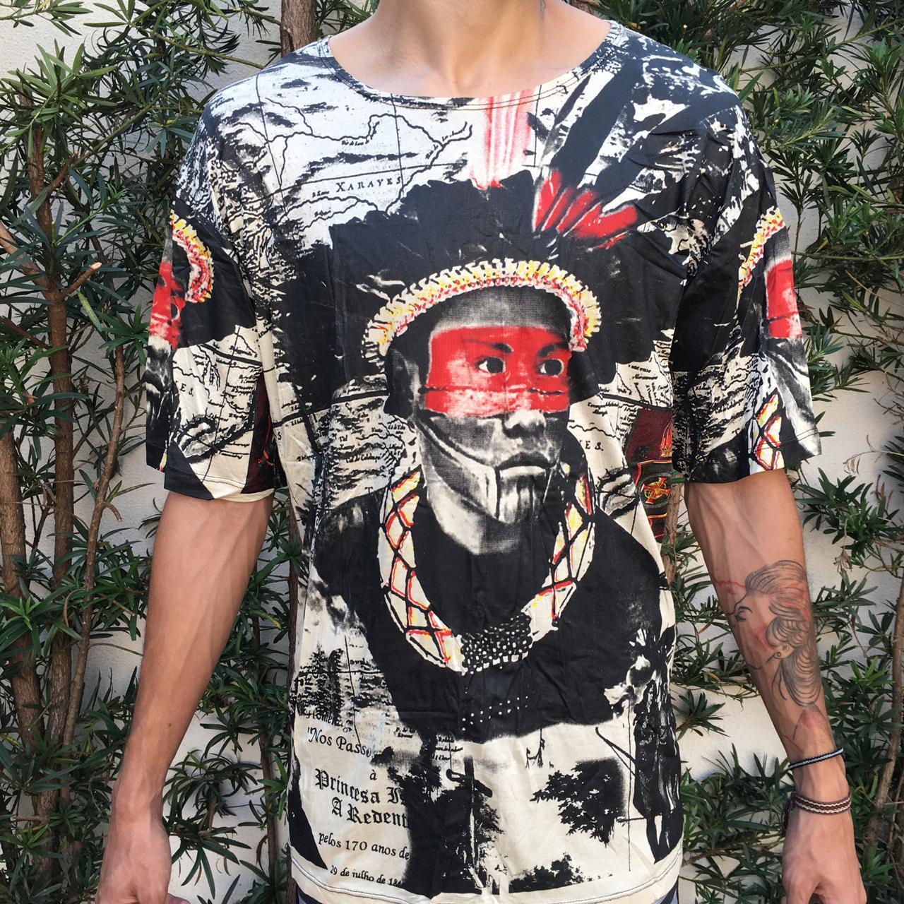 Camiseta Pajé
