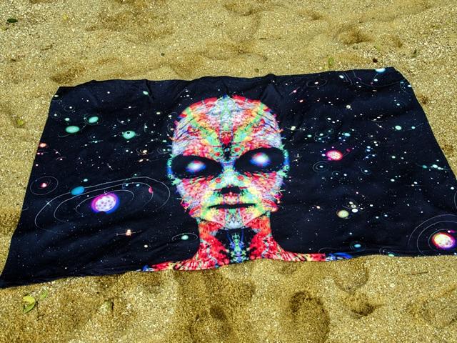 Canga Psicodélica - Alien Psychedelic