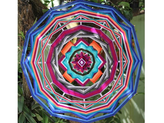 Mandala - 12 pontas 70cm