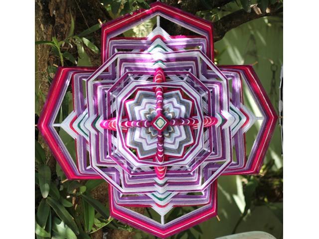 Mandala - 12 pontas 80cm