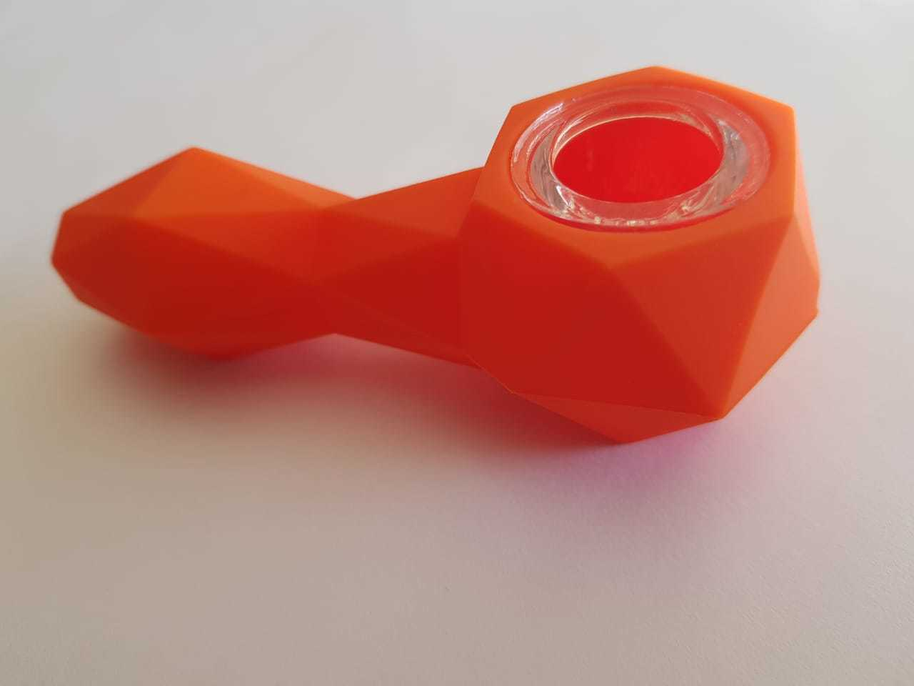 Pipe Geometric tambor vidro