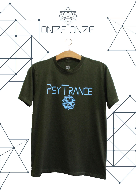 T-Shirt Psytrance