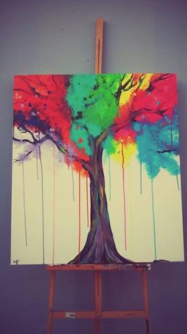 Tela Árvore dos Sonhos