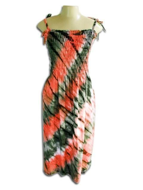 Vestido Lastec Tie-Dye Psicodélico 011