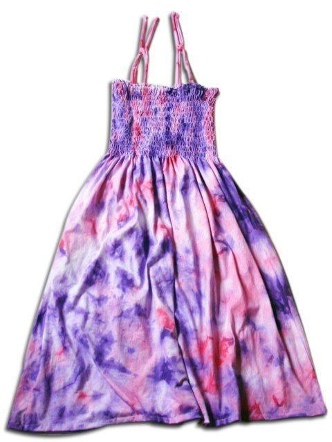 Vestido Lastec Tie-Dye Psicodélico 015