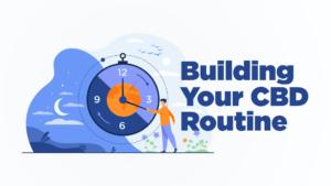 Building your CBD routine