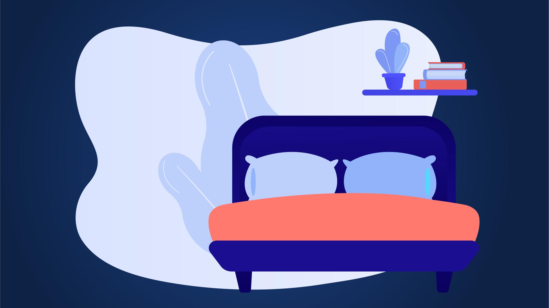 bedtime scene