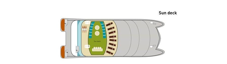 Sun deck   Eco Galaxy