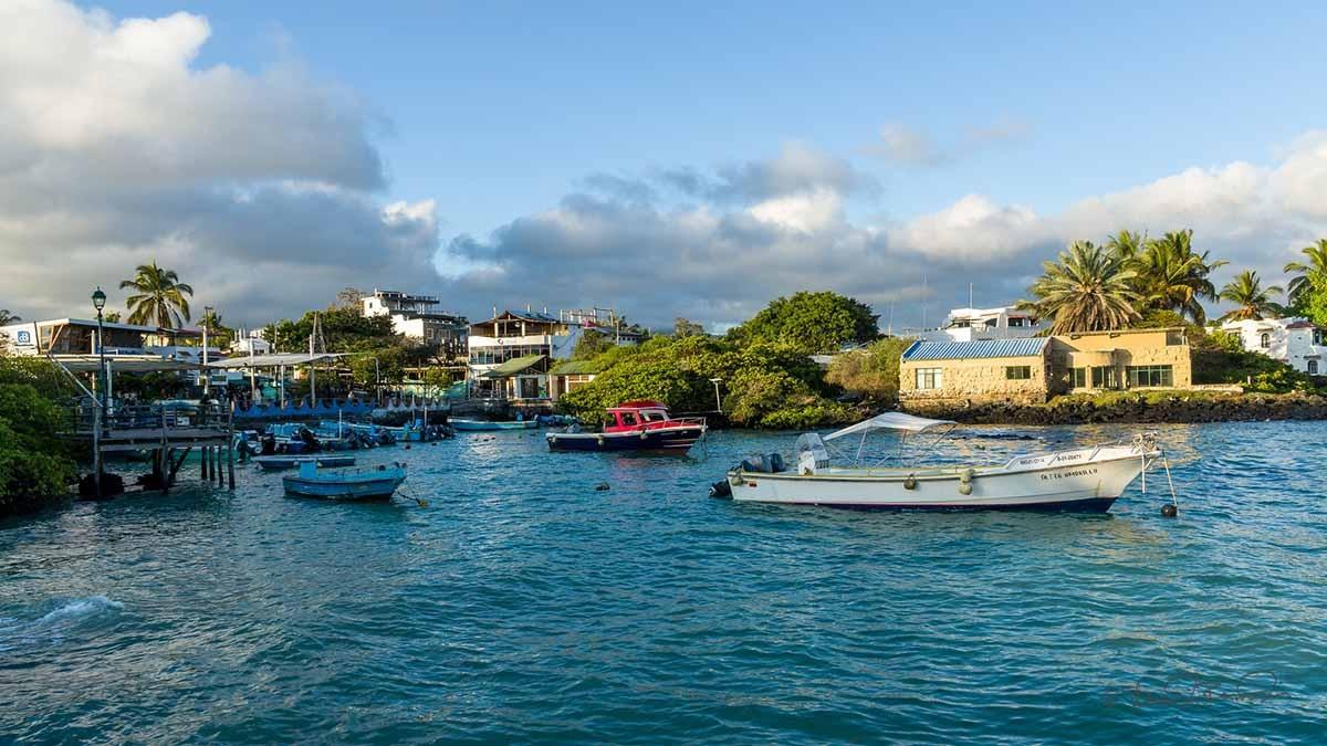 Ayora Port | Galapagos Islands | South America Travel