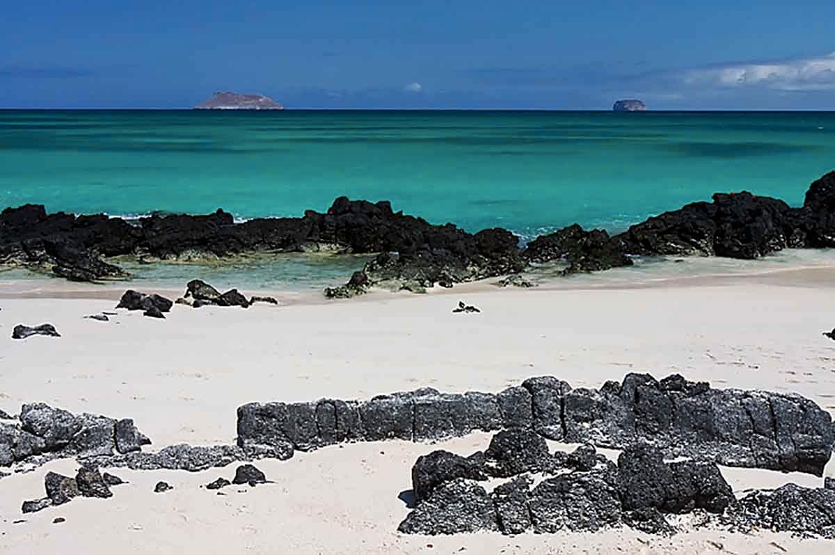 Bachas Beach   Galapagos Islands
