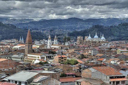 Cuenca City View | Ecuador