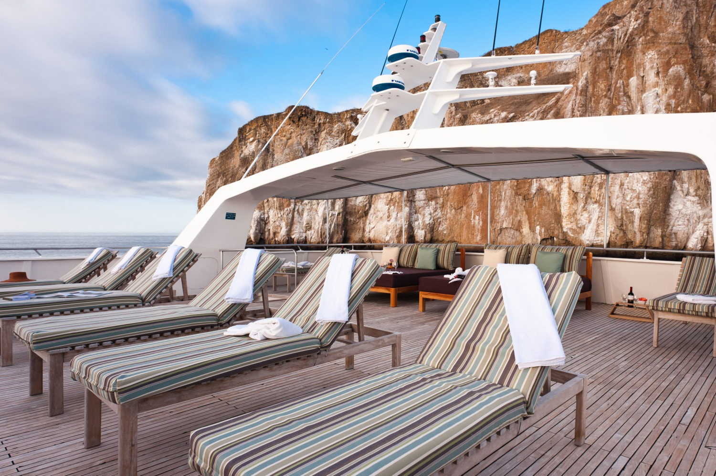 Seaman Journey |  Galapagos Cruises