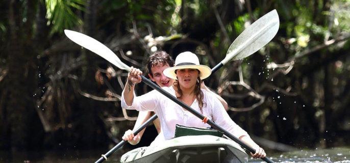 Kayaking in the Amazon | Ecuador