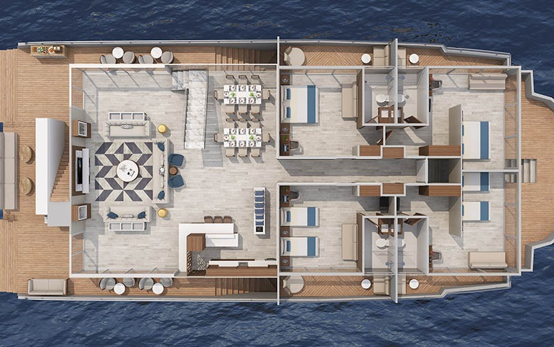 Main deck | Elite