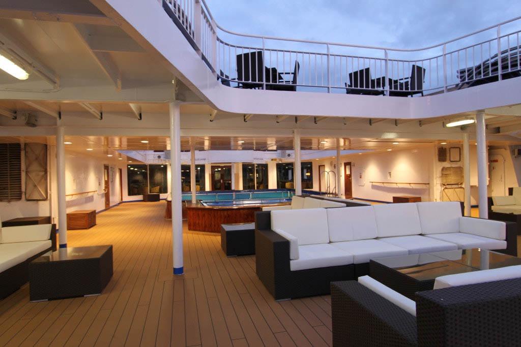 Ocean Endeavour |  Antarctic Cruises